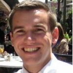 Student Ian Sherwood
