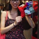 Student Sylvia Wang