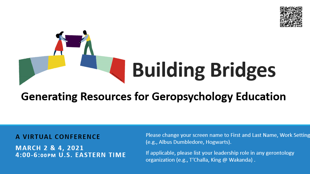 Building Bridges Conference